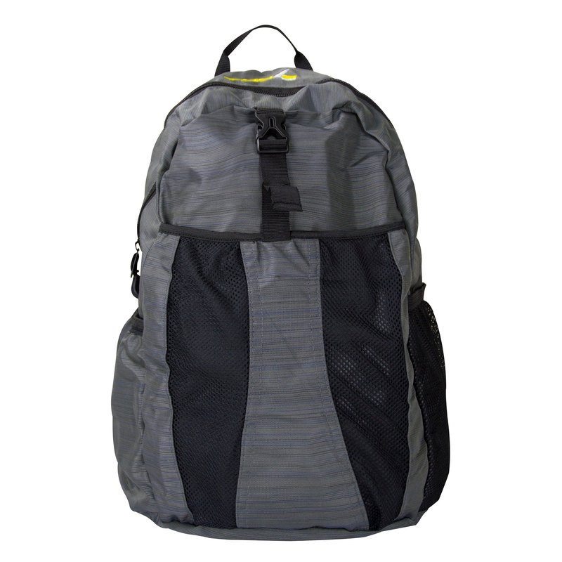 Tools gravity-free storage type backpack:: lightweight: camping:: travel:: sports #US version iron gray