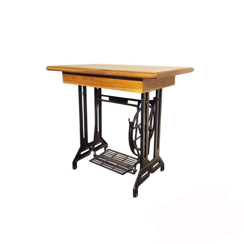JatiLiving | Personalized Solid Wood Tailor Foot Table