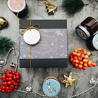 Pre-order-A Christmas Gift Jam (Jam + Scythe) Exchange Gift / Christmas Free Packaging