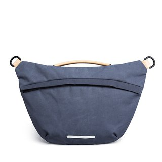 Earth Series - Horn IPAD MINI Crossbody Bag (Hand / Crossbody) - Indigo - RCR500NA