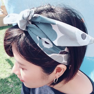Mang sea strap tight narrow version / hand hair band