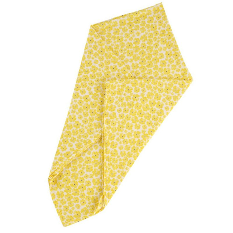D BY DADWAY Japanese Made Gauze Towel - Buttercup