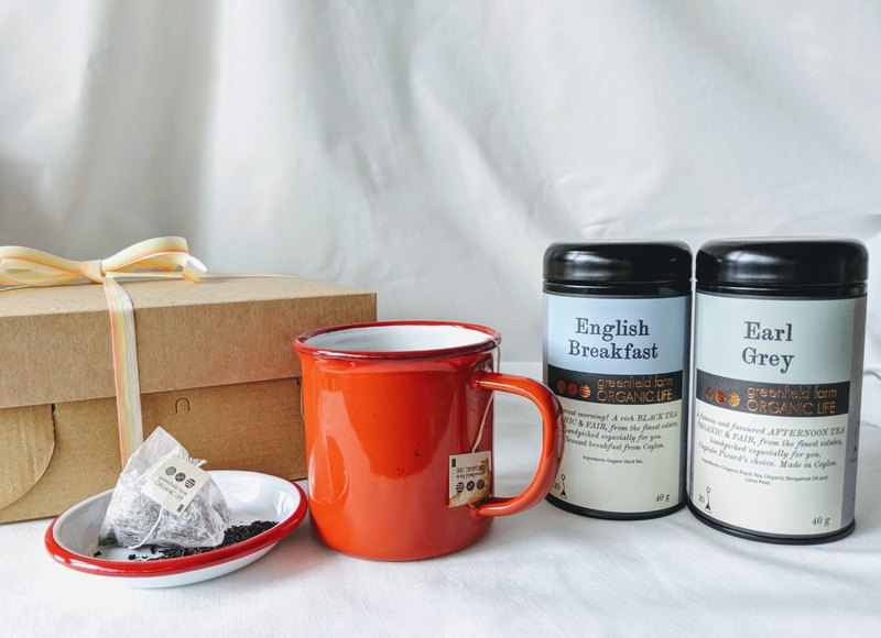 [Mid-Autumn Festival Gift Box] One cup for breakfast and lunch - Orthodox British style group