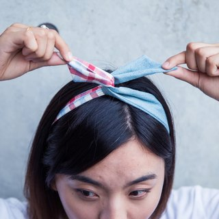 #Turquoise | Special fruit soft wire hair bands hair bands ::: ::: picnic