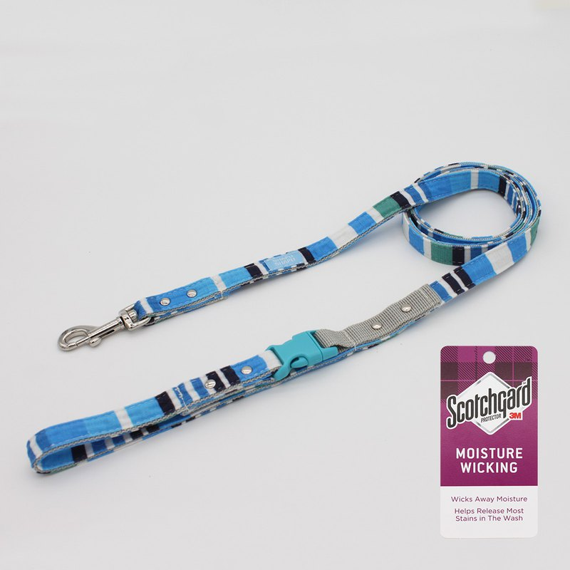 **NEW**3M colorful series leash - marine strip