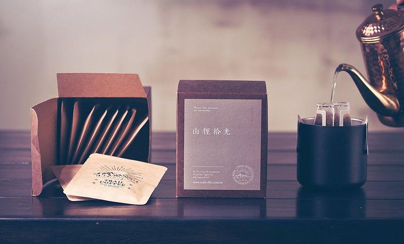 獨家經典配方- 山徑日常 | 咖啡掛耳10入/盒