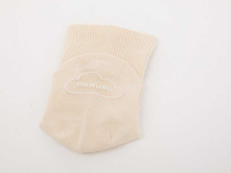Japanese organic cotton baby socks