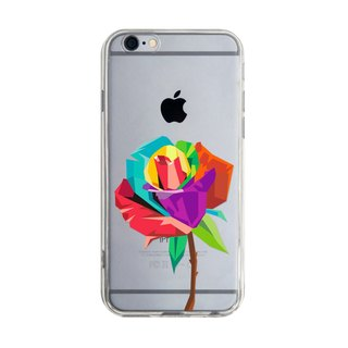 3D three-dimensional flowers - Samsung S5 S6 S7 note4 note5 iPhone 5 5s 6 6s 6 plus 7 7 plus ASUS HTC m9 Sony LG G4 G5 v10 phone shell mobile phone sets phone shell phone case