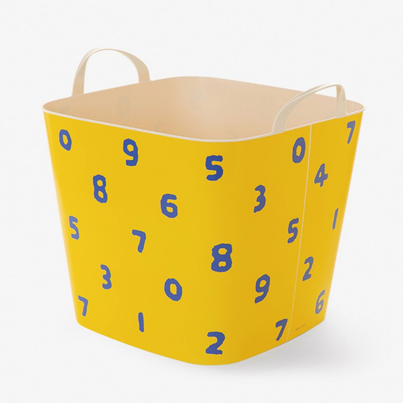 Stacksto SOU SOU flower basket - yellow ten