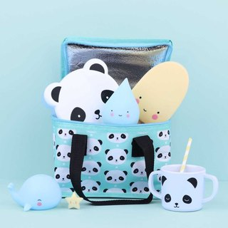 A Little Lovely Company - Healing Cool Panda Bear Picnic Bag