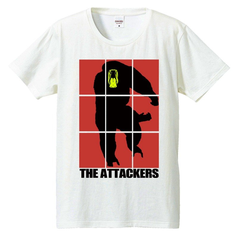 Tシャツ / THE Attackers(Red)