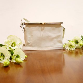 Goody Bag - small box bag - white (summer limited)