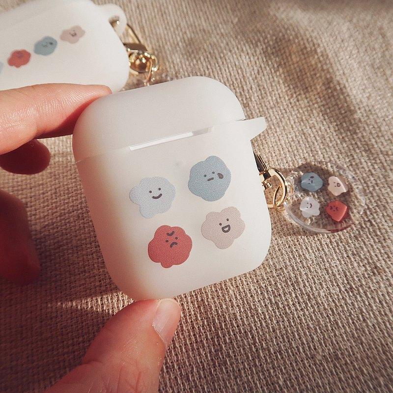 喜怒哀樂-AirPods / AirPods Pro 矽膠耳機保護套