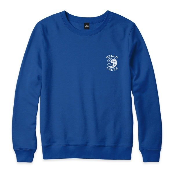 Taiji dolphin - dark blue - neutral version of the University of T