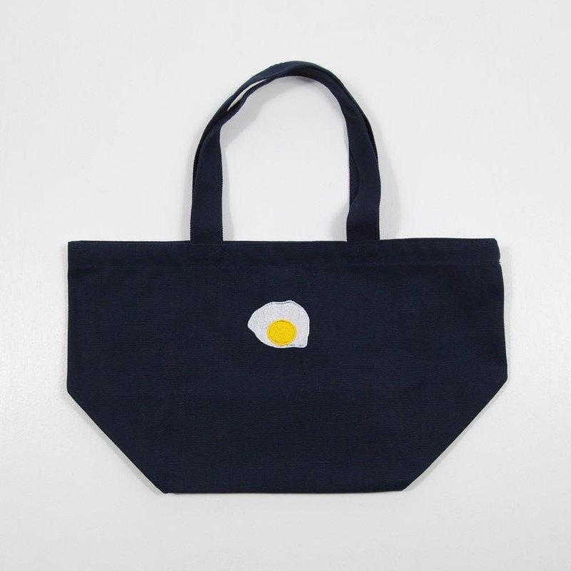 雞蛋刺繡午餐手提包Tcollector