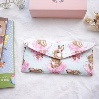 Rabbit red envelopes bankbook storage bag