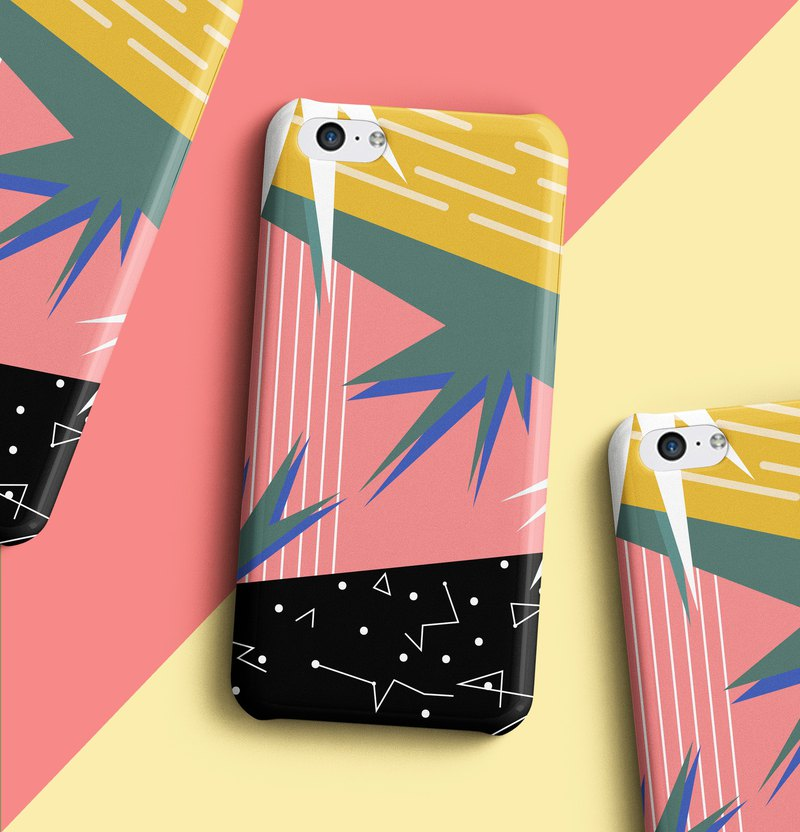 Hawaiian iPhone case / Samsung case