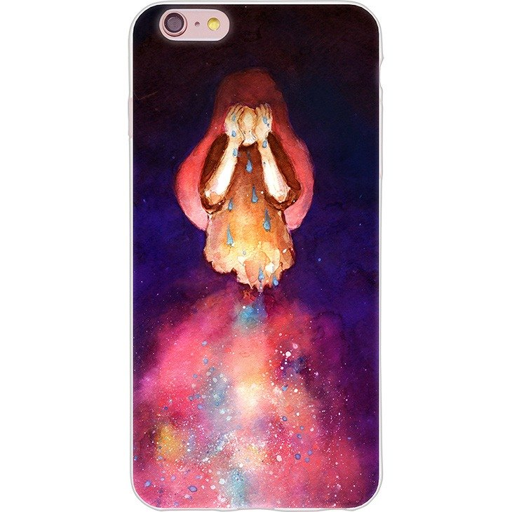 "New Year series [those] tears into the scenery - Cai Yuanting -TPU phone case ""iPhone / Samsung / HTC / LG / Sony / millet"""