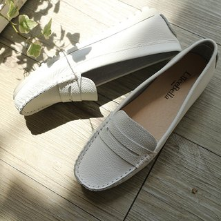 【Floating Walking】 Super Elastic Peas Shoes - white-handmade shoes