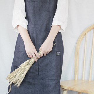 denim work apron 單寧圍裙