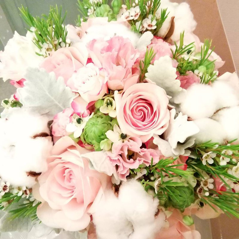 【Workshops】European-style floral courses / Chinese floral courses / floral certificate classes