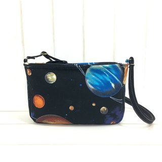 | • R • | Slice Zip Adjustable Dual Slant / Slant Back Bag | Cosmic