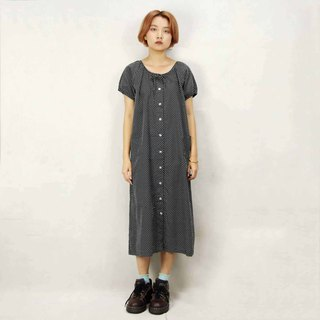 Tsubasa.Y Ancient House 014 Simple Daily Vintage Dress, Dress Skirt Dress
