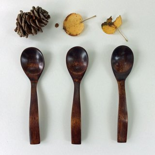 Cherry tree spoon 【3 pieces set】 # 439
