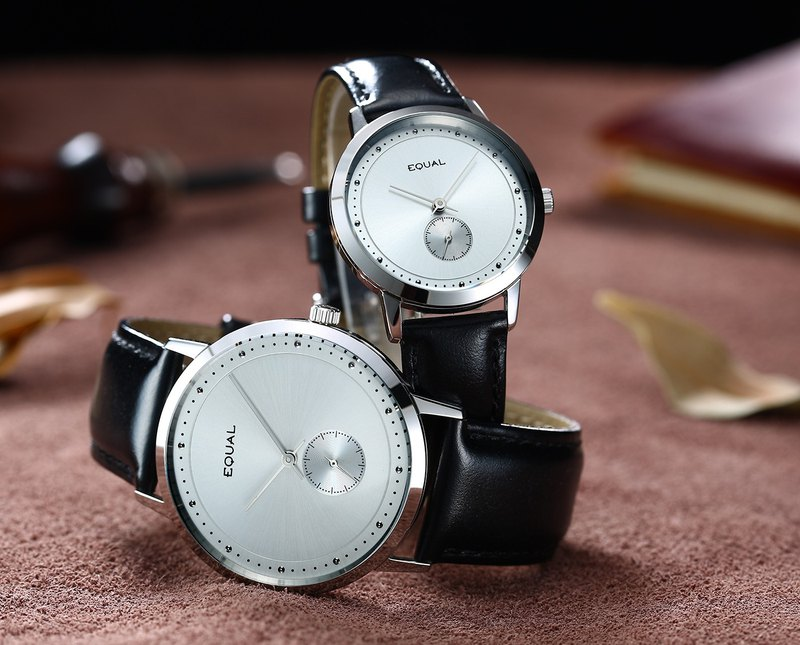 EQUAL WATCH EP0201 CLASSIC PAIR
