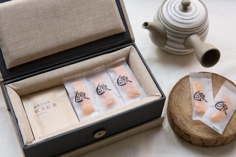 [Hong Kong and Macao rush to send] ~ food Michelin 2 stars - exquisite gift box light carton version
