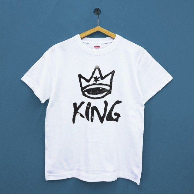 King Japan United Athle Cotton Neutral T-Shirt