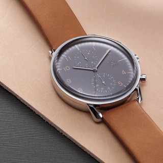 REFINE 7148 Traveler Multifunction Watch - Grey