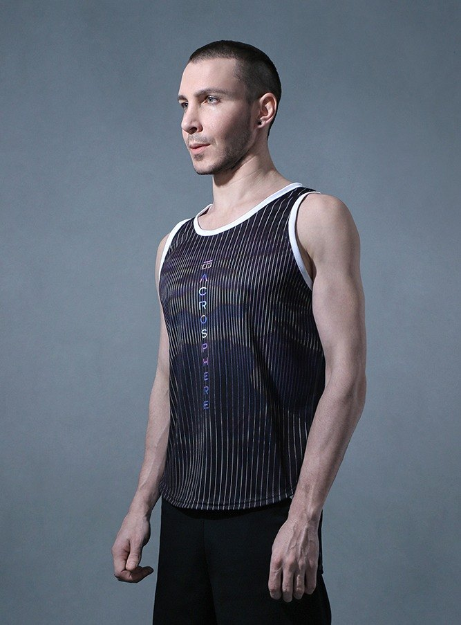Ray wave performance vest