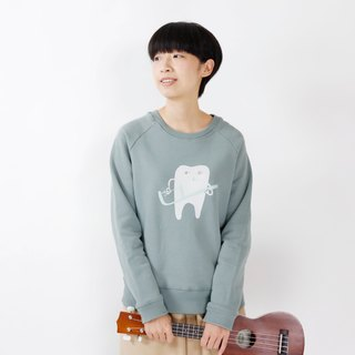 Health series dental musician long-sleeved shirt