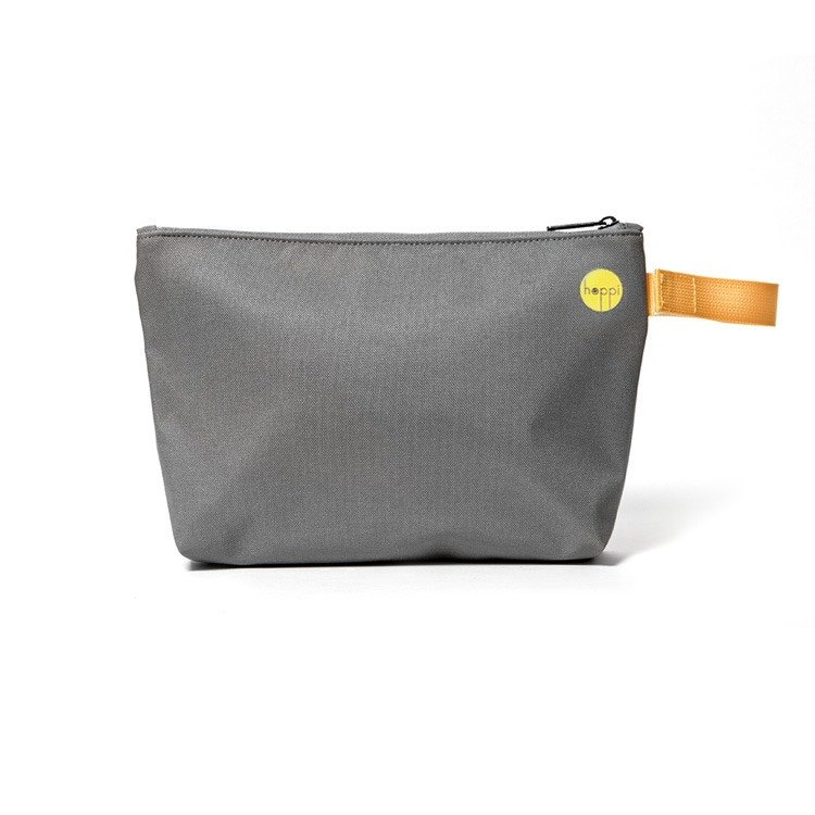 Water repellent carry bag (medium gray)