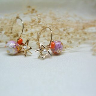 Earrings - Star - Cute