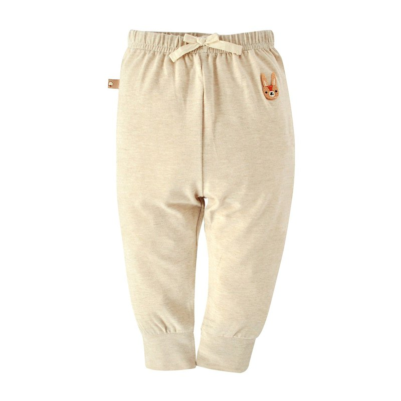[SISSO organic cotton] small rabbit color cotton good wearing pants 3M6M12M