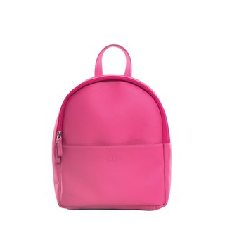 WAVE backpack pink leather