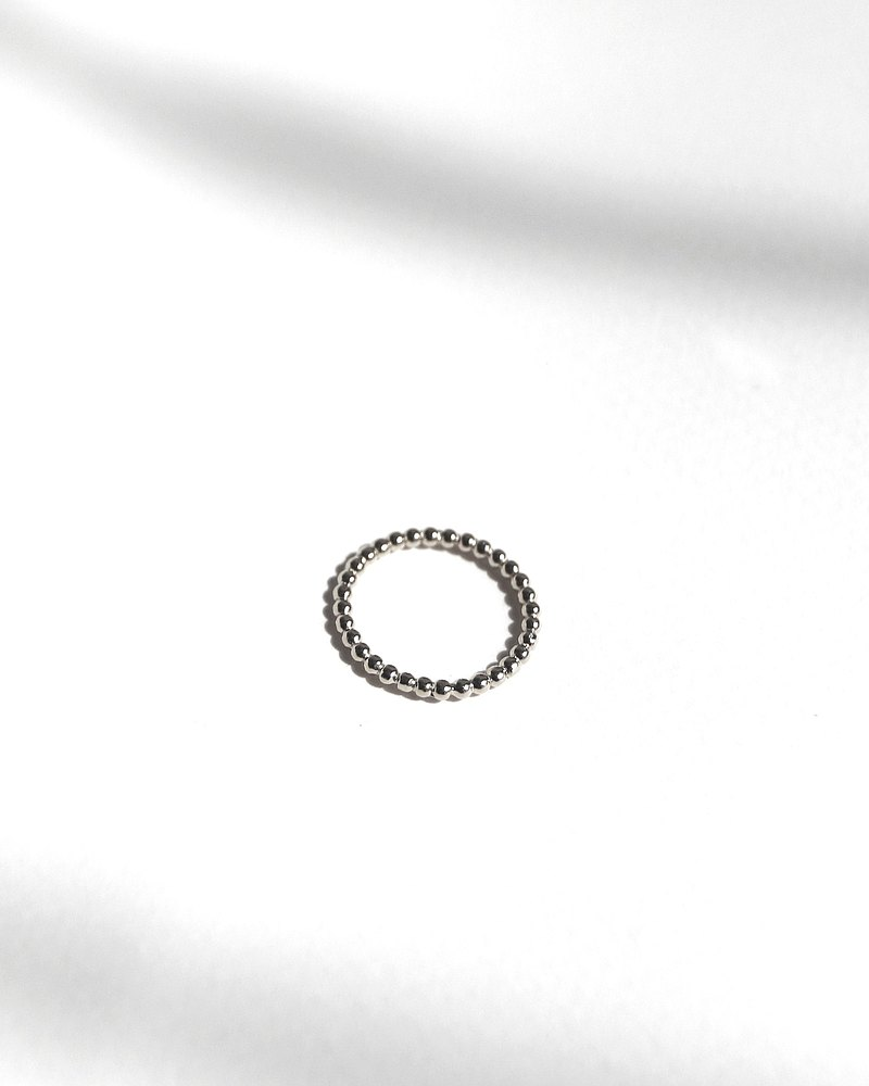 Silver 925 | Dotted Ring