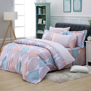 Double size dream fantasy image - Tencel dual-use bedding set of six [100% Lysell]