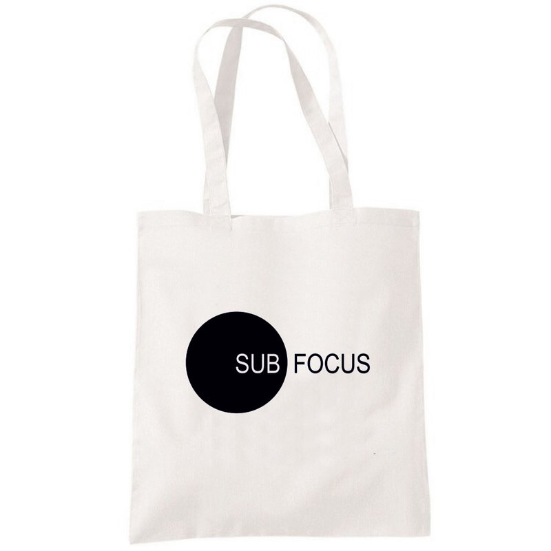 SUB FOCUS tote bag