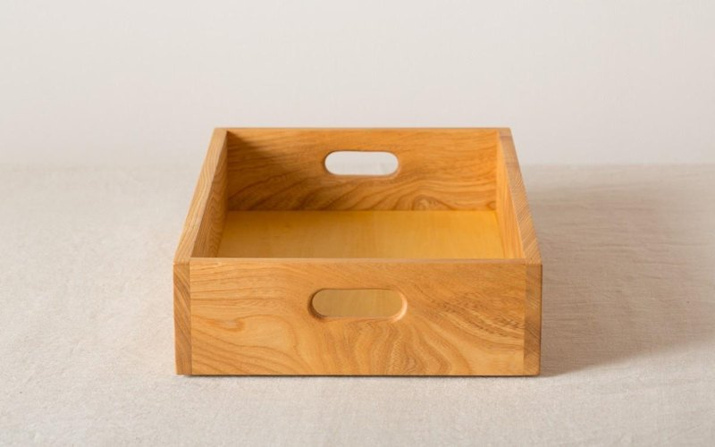 [Aladdin_kaz like original size set of 2] wood stacking box