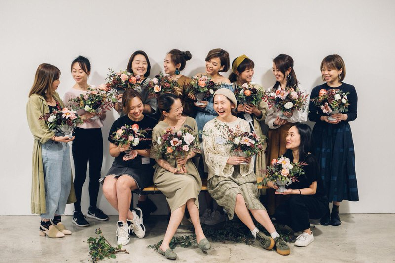 【Workshops】European Taihua Class | Experience Activity Floral Course