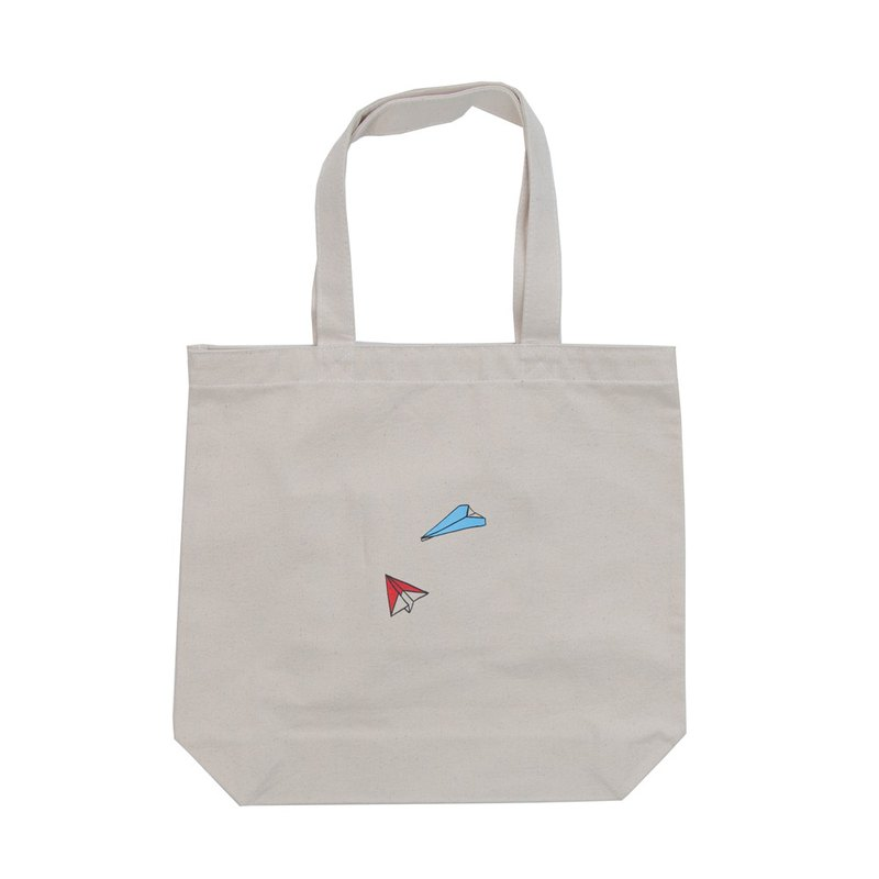 Paper Air Canvas Tote Bag Tcollector