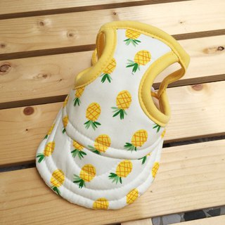 Small pineapple flip hat visor L/M/XL