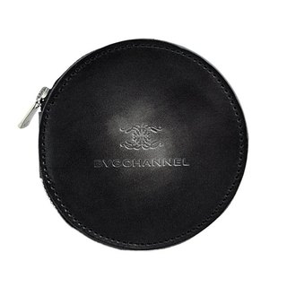 Akromo Black Circle Coin Case