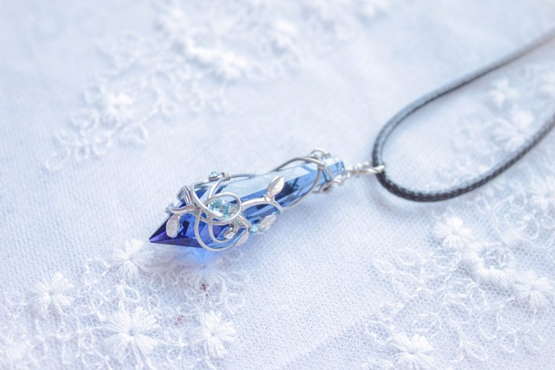 *Lilian Story*Magic crystal crystal necklace - limited edition