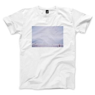 A scene at Sea - White - Neutral Edition T-shirt