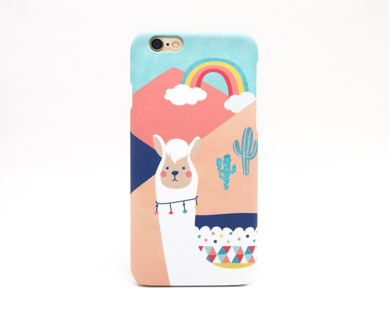 Boho Llama iPhone case / Samsung Galaxy case 手機殼 เคสมือถือลามะ