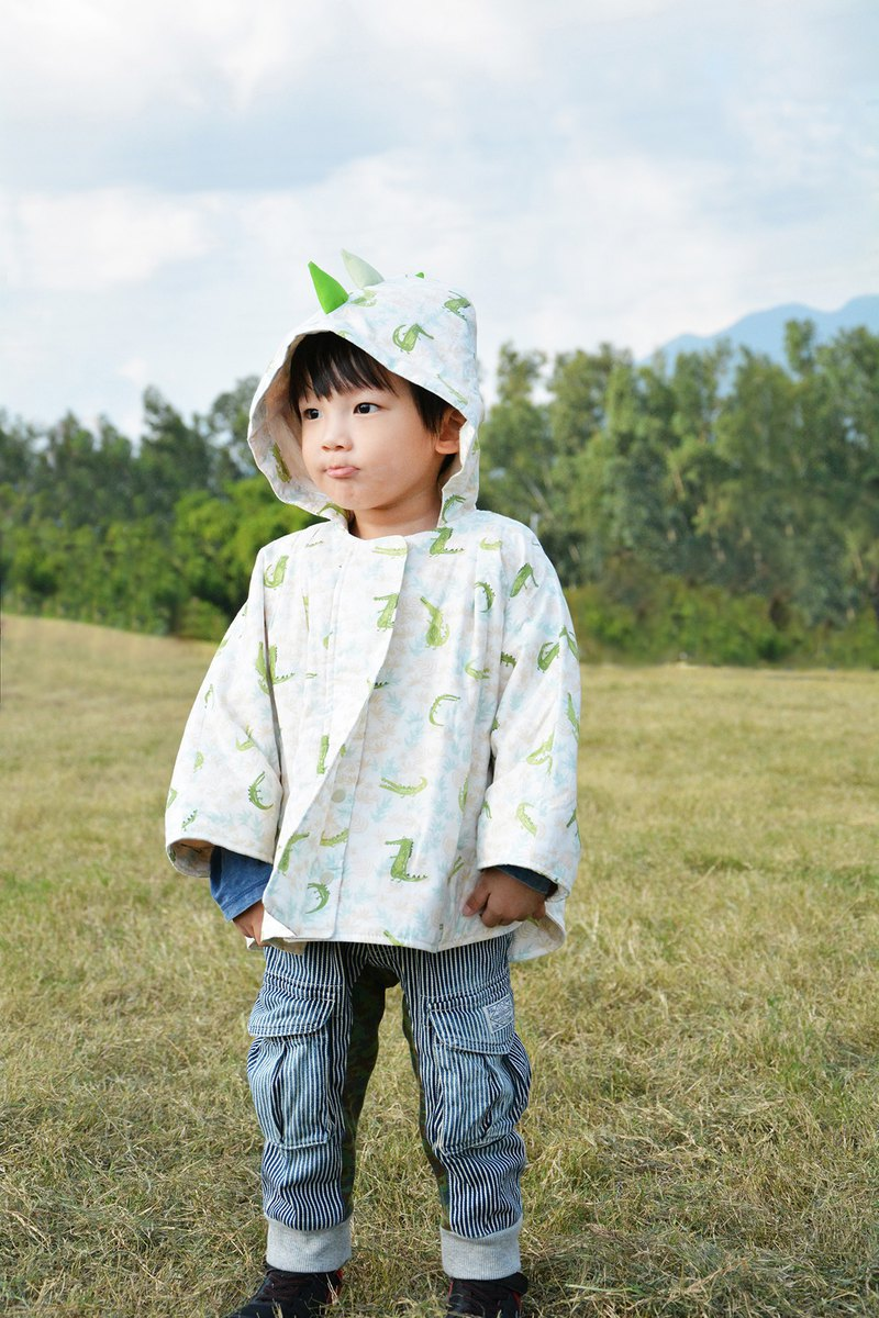 Roar dragon children cloak